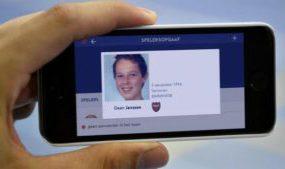 Zorg voor een correcte pasfoto op je spelerspas