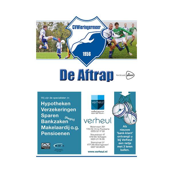De Aftrap 1, seizoen 2021/22